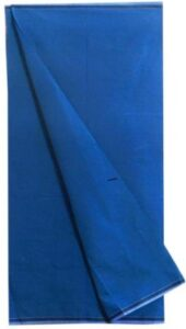 Blue coton lungi
