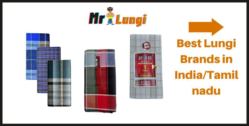 Read more about the article Top 10 Best Lungi Brands in India & Tamilnadu (2021)