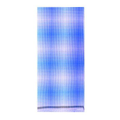 Blue Color Checks Lungi