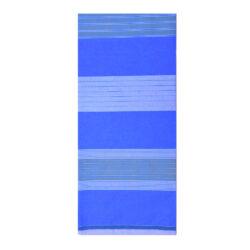 Blue Lungi Design 1