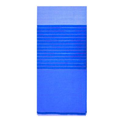 Blue Lungi Design 7
