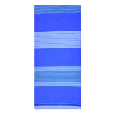 Blue Lungi Design 8