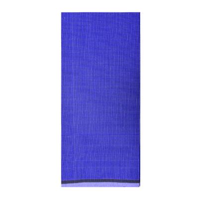 Dark Blue Color Kasthuri Lungi