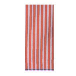Brown 1Inch Stripe Lungi