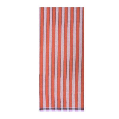 Brown color 1inch stripe lungi
