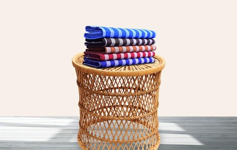 Stripe Lungi Banner 1
