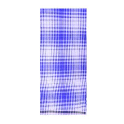 Violet Color Checks Lungi