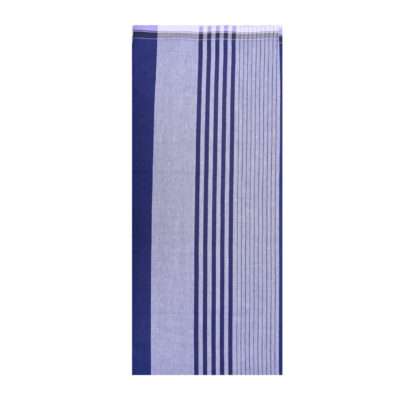Violet color random stripes lungi