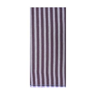 black color 1inch stripe lungi