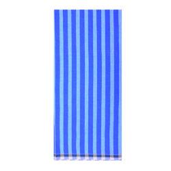 Blue 1Inch Stripe Lungi