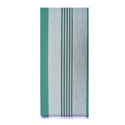 Green Random Stripes