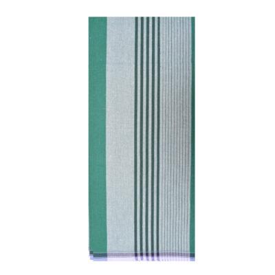 green color random stripes lungi
