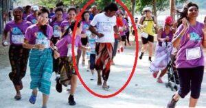 run in lungi